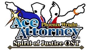 Thought Route ~ Resonance Of The Synapses - Ace Attorney 6: Spirit Of Justice OST