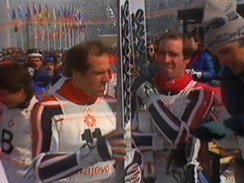 Twin Olympic Skiing Medalists - Phil & Steve Mahre | Sarajevo 1984 Winter Olympics