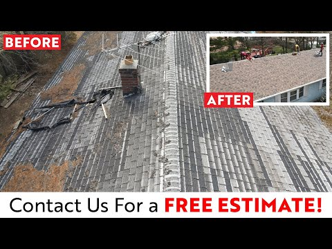 40 Year Old Roof & Gutter Replacement In Cliffwood, NJ