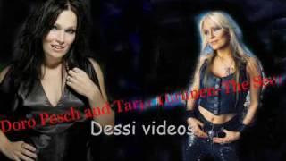 Doro Pesch And Tarja Turunen -The Seer HQ!!