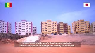 Conférence sur les infrastructures de haute qualité Sénégal Japon