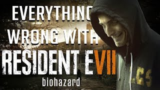 GamingSins: Everything Wrong with Resident Evil 7