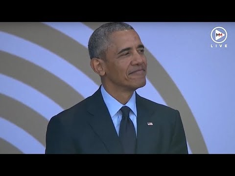 4 lessons from Barack Obama's Nelson Mandela annual Lecture