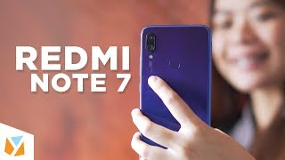 Xiaomi Redmi Note 7 Unboxing & Hands-on
