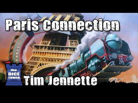 Paris Connection review - with Tim Jennette