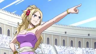 Fairy Tail: Mirajane vs Jenny English Dubbed