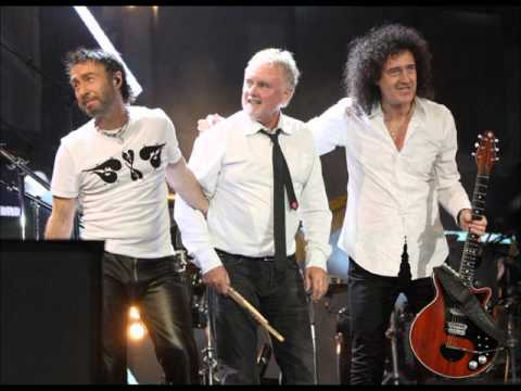 QUEEN & PAUL RODGERS - These are the days of our lives (live in Sheffield 2005)