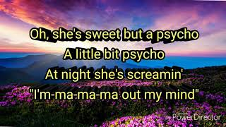SWEET BUT PSYCO By Ava Max (8D Music With Lyrics)