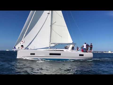 Beneteau Oceanis 46.1 video