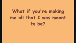 Chris Daughtry - What About Now (Lyrics)