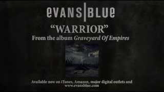 EVANS BLUE Warrior :: Official Lyric Video