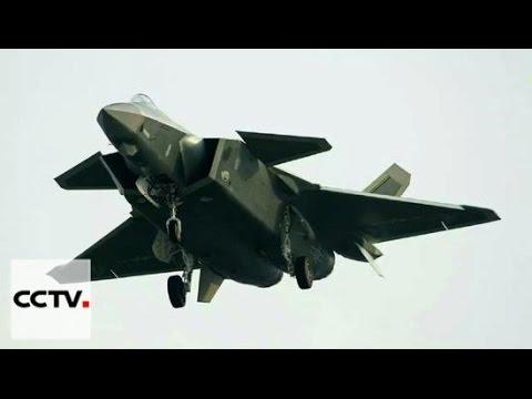 China presentará su nuevo avión de combate indetectable J-20