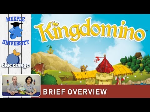 Kingdomino Board Game – What to Expect, Brief Overview.