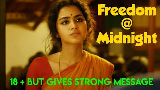 Freedom @ Midnight Short film Review in Tamil || 18+