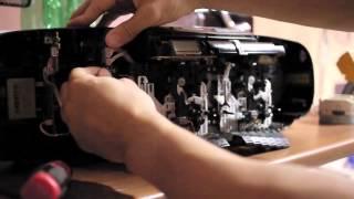 No Disc Error, not reading CD error: Repair Sony CFD 112 CD Player Radio Cassette