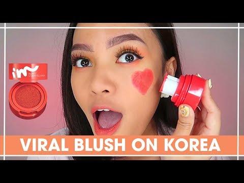 REVIEW JUJUR : BLUSH ON VIRAL KOREA #BUYORBYE
