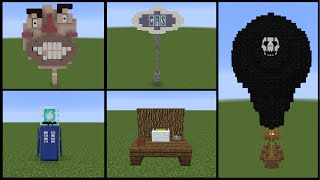 Minecraft: Banners Tricks and Tips!
