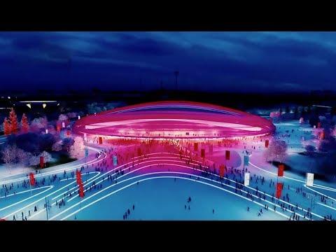 Beijing 2022 Winter Olympics: Venue construction well under way