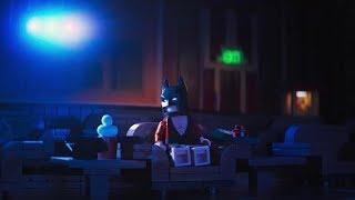 The Lego Batman Movie | Batmans Lonely Life