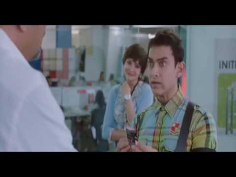 PK Comedy Scene AAmir Khan Anushka Sharma - [www.MangaScan.Live]