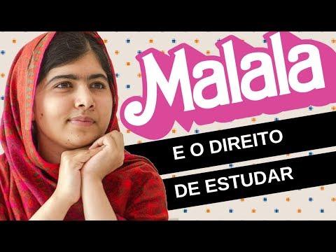 Mulheres na História #3: MALALA YOUSAFZAI, a menina que queria ESTUDAR