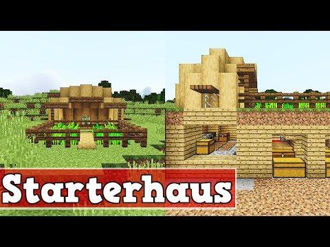 Wie Baut Man Ein Bauernhaus In Minecraft Minecraft Bauernhaus Bauen - Minecraft mittelalter haus bauen deutsch