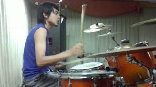 6ixth Sense - Menyesal (Drum Cover)