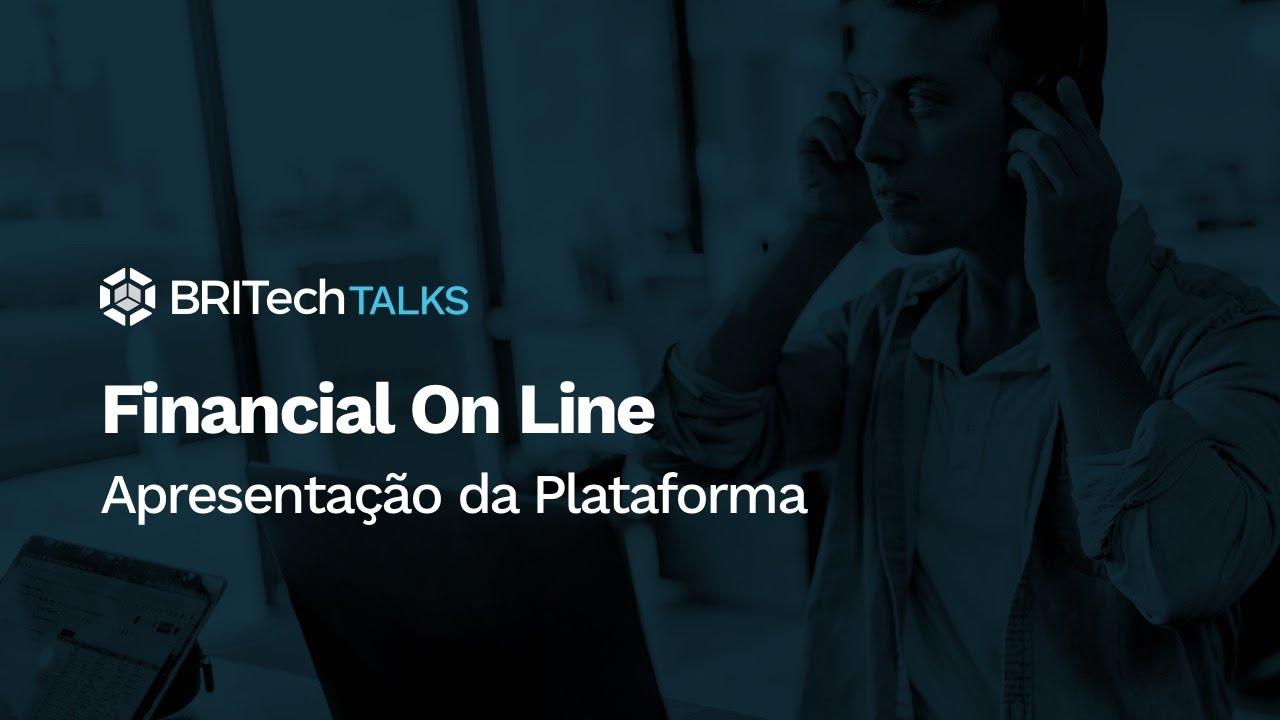 Financial On Line – Apresentação da Plataforma
