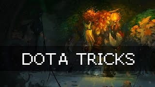 Dota 2 Tricks: Iron Branch!