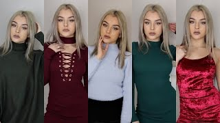 Collective Try-On Winter Haul 2016 | Aidette Cancino