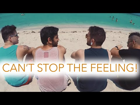 George Michael - Justin Timberlake — Can't Stop The Feeling