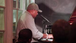 "Frank McComb performing Donny Hathaway's ""Flying Easy"""