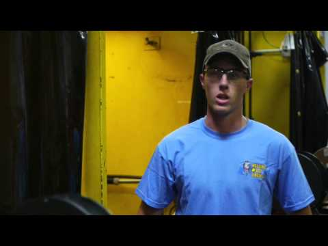 Welding Student Hayden praises SCC: Video