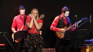 Phantom of the Opera Medley – The Aeromonics (Lindsey Stirling Harmonica Cover)