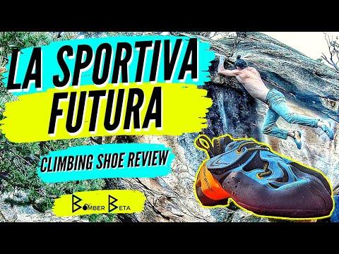 La Sportiva Climbing Shoes - Futura