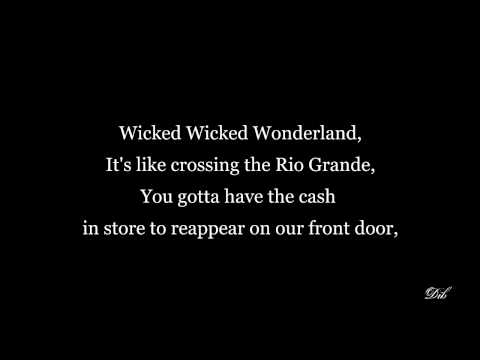 Martin Tungevaag - Wicked Wonderland (Lyrics)