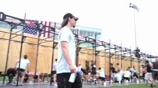 CrossFit Games Regionals 2012 - Boz on Judging and Technique