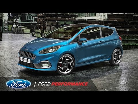Novo Ford Fiesta ST