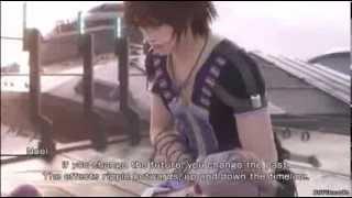 Final Fantasy XIII-2 Ending - New World