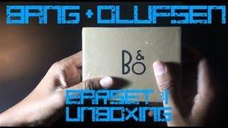 Bang & Olufsen Earset 3i Unboxing