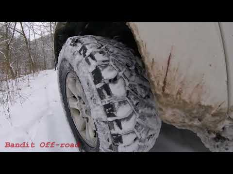 Ridge Grappler Review:  Are The Newest Nittos Any Good In Snow???