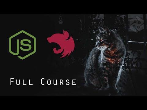 Learn NestJS - Full Course for Beginners