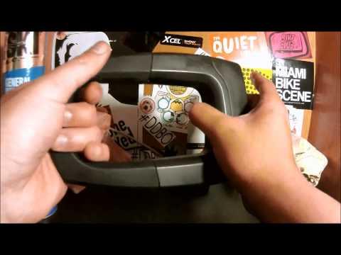 Knog Bouncer U-Lock review
