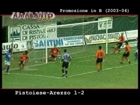 Amaranto story - La promozione in serie B