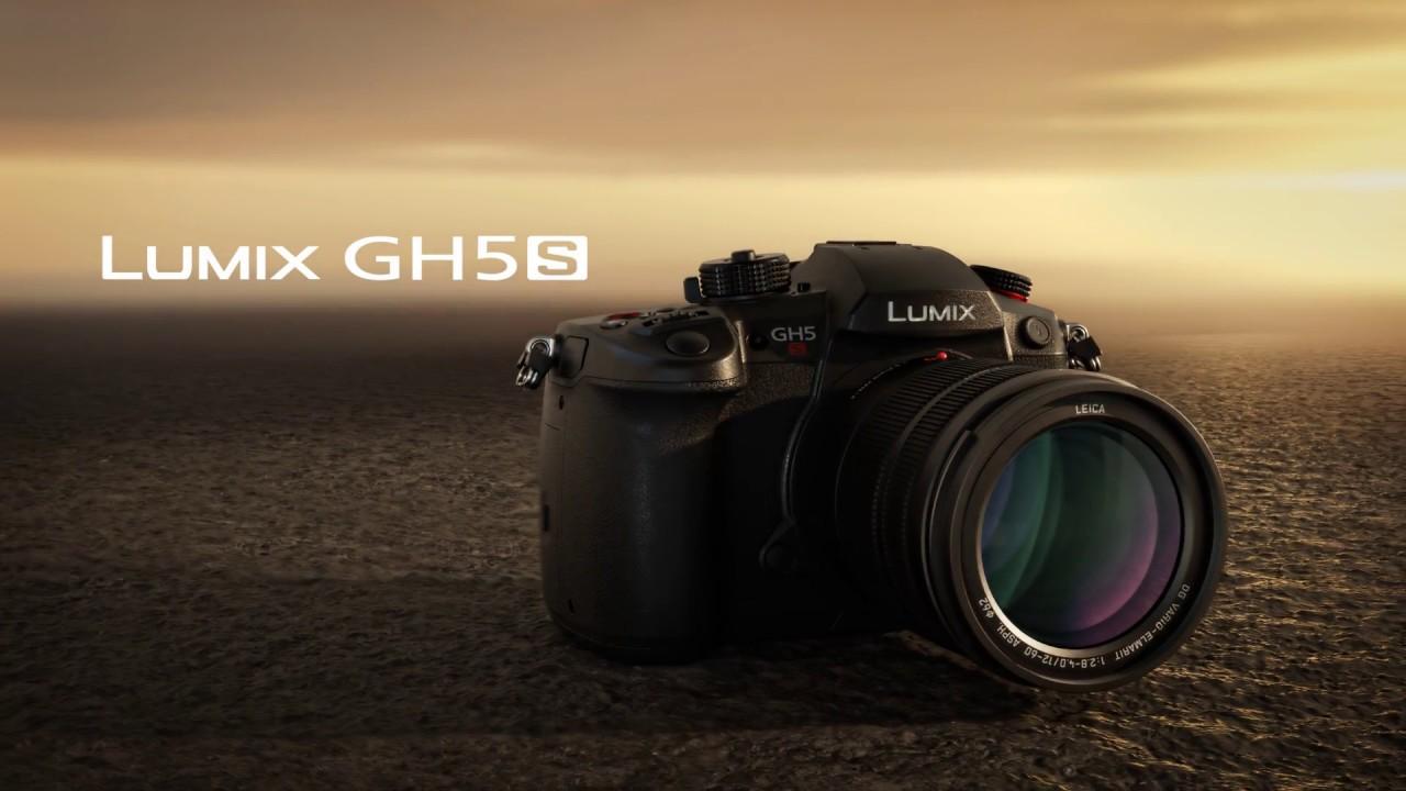 גוף מצלמה Panasonic DC-GH5S