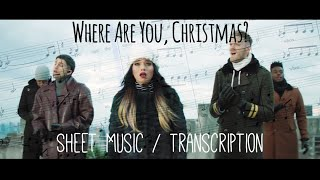 Official audio where are you christmas pentatonix mp3 download.