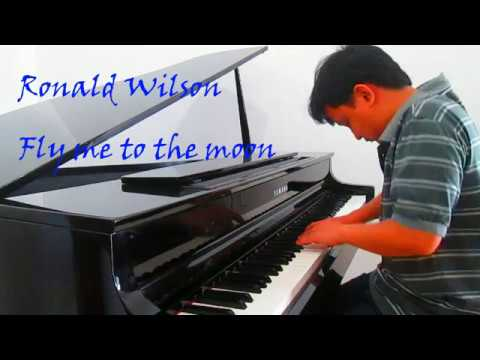fly me to the moon - cover by Ronald Wilson (jazz)