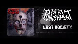 Video FATAL PUNISHMENT - Lost Society (Official Lyric Video)