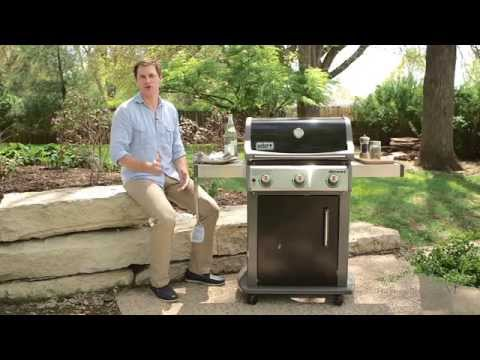 Weber Spirit E-310 LP Gas Grill – Product Review Video
