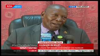 News Centre: Ganze MP statement on hunger in Tana River